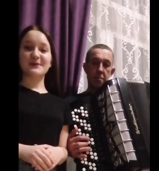 Эльза һәм Хәниф Гарифуллиннар