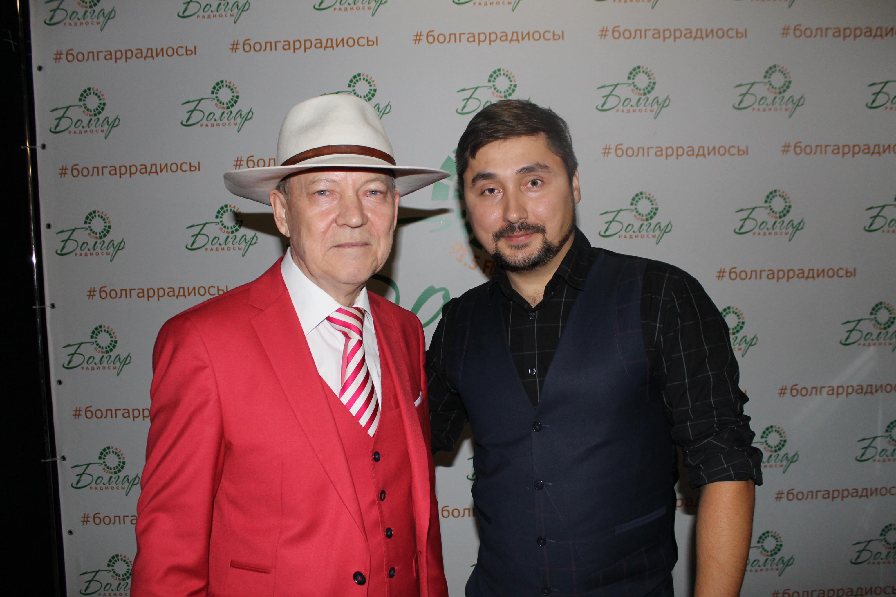 """""""Болгар радиосы"""" VII Милли музыкаль премиясе - Асаф Вәлиев"""