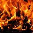 В Набережных Челнах горит архив в поликлинике №3