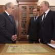 Путин подарил Шаймиеву карту Тартарии 17-го века
