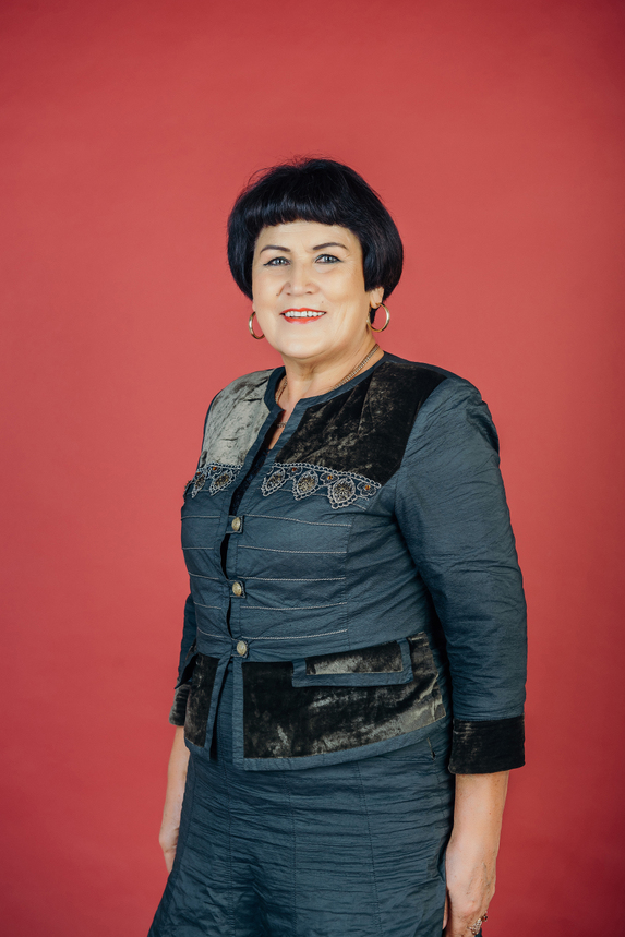 Шамсия Зигангирова