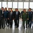 Владимиру Путину показали в Казани ракетоносцы, готовые к отправке в войска