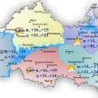 Сегодня в Татарстане ожидаются сильные дожди, сильный ветер и до +26