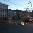 Борьба с пробками и ДТП: в центре Казани появились две вафельные разметки