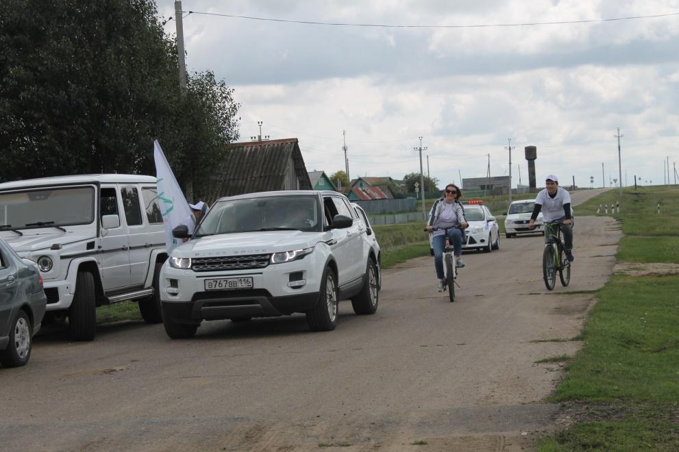 Велоэстафета-2019!