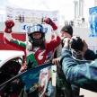 Салават Фәтхетдинов улы автомобиль спорты буенча Россия күләмендә ярышта җиңде
