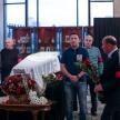 В Казани проводили в последний путь народного художника Татарстана Раду Нигматуллину