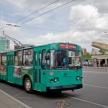 В Казани продают 25 старых троллейбусов