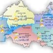 В Татарстане ожидается дождь и ветер до 24 м/с