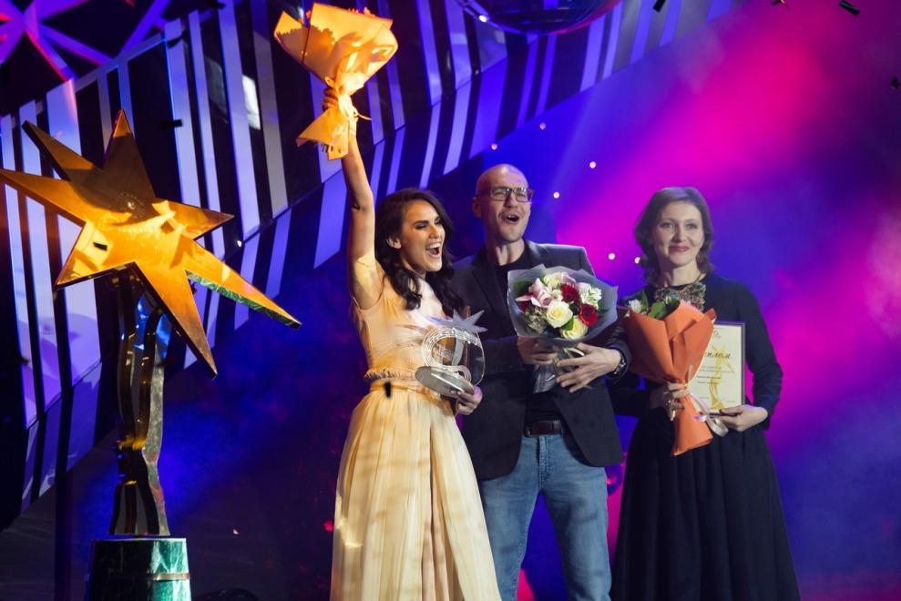 """Церемония вручения VIII Национальной музыкальной премии """"Болгар радиосы""""!"""