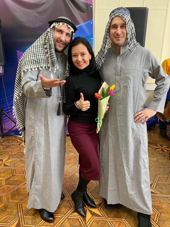 Халыкара хатын-кызлар көне белән!