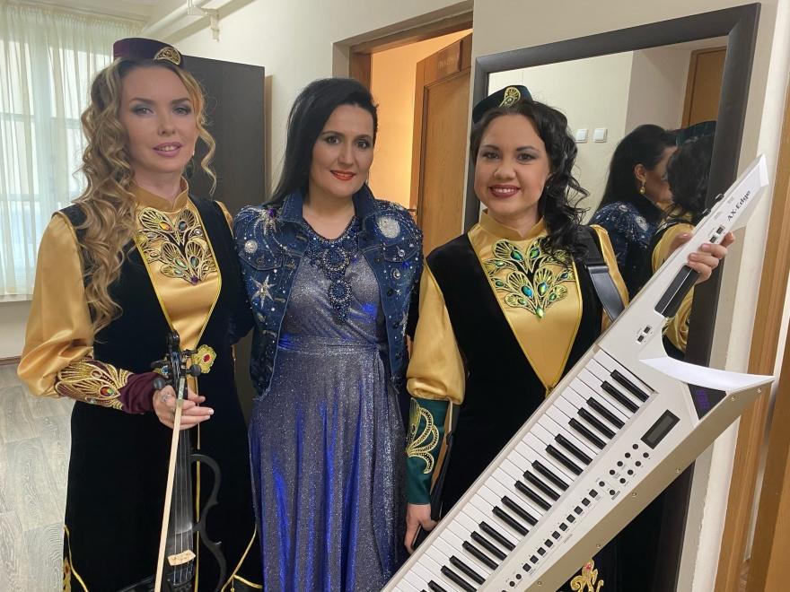 """КАЙНАР"" концерт"