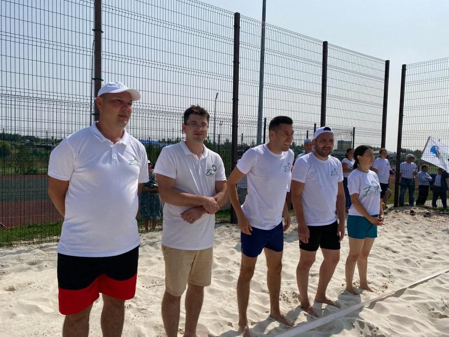 Пляж волейболы - 2021