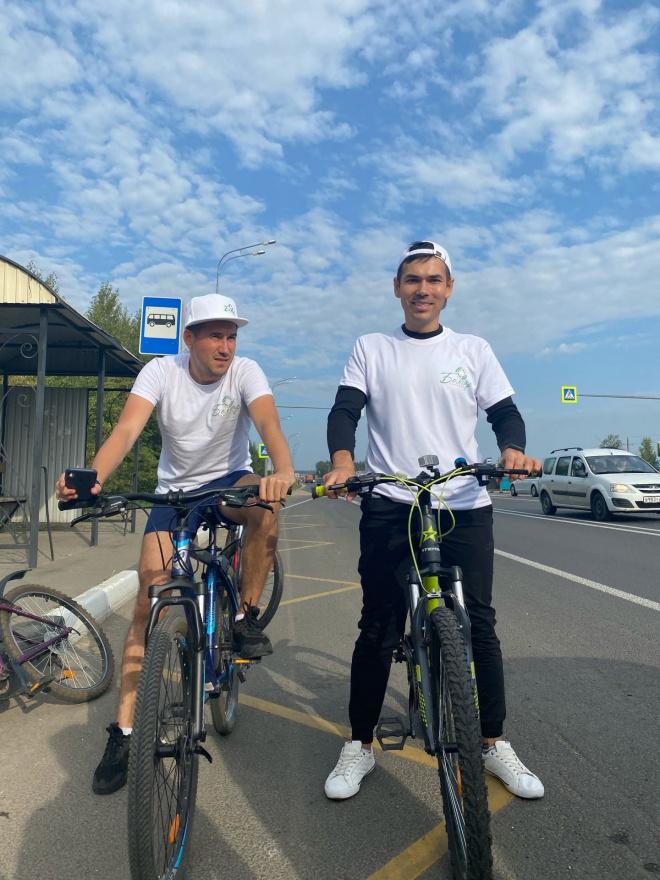 VI Велоэстафета